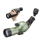 Nikon Fieldscope ED50 Angled Spotting Scope, 13-40x MKII Eyepiece & Hand Hold Case