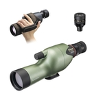 Nikon Fieldscope ED50 Straight Spotting Scope, 13-40x MKII Eyepiece & Hand Hold Case