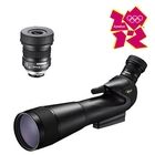 Nikon Pro Staff 5 82mm Angled Fieldscope London 2012 Special Edition, 20-60x Eyepiece and Stay on Case