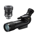 Nikon Prostaff 5 60mm Angled Fieldscope, 16-48x Eyepiece and Stay on Case