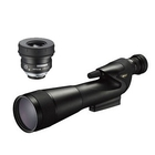 Nikon Prostaff 5 82mm Straight Fieldscope, 38x Eyepiece and Stay on Case