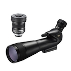 Nikon Prostaff 5 82mm Angled Fieldscope, 20-60x Eyepiece and Stay on Case