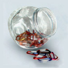 Terra Nova Jar of Mini-Carabiners (100 Pack)