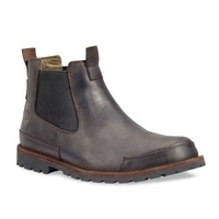 Timberland Earthkeepers Original Chelsea Mens Casual Boot (Men's) - Dark Brown Burnished Oiled Nubuck