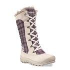Timberland Earthkeepers Mount Holly Tall Lace Duck WP Boot with Faux Fur (Women's)