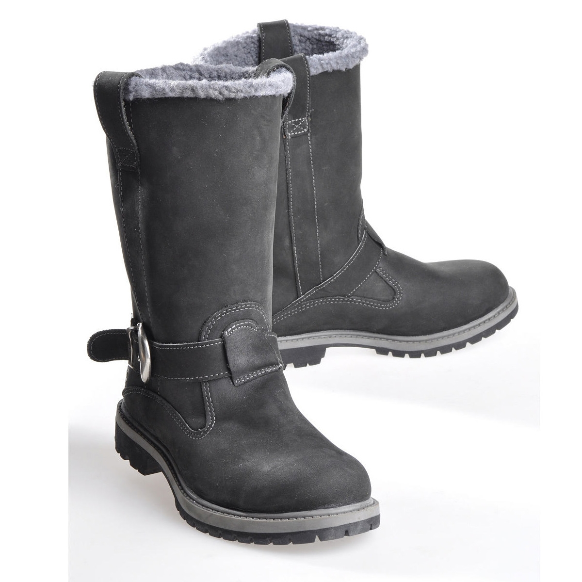 Womens Timberland Brown Nellie Pull On Winter Boots | Homewood