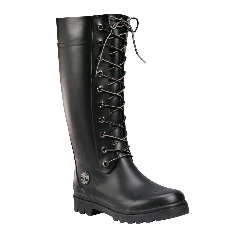 timberland womens welfleet wellington boots black uk 5