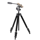 Velbon Geo E-440L Carbon Fibre Tripod with FHD-51Q Fluid Head