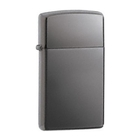 Zippo Black Ice Slim Lighter
